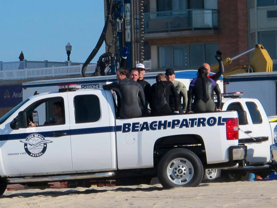 Funding of Long Beach Boardwalk Rebuild