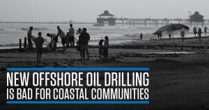 Public Hearing to Stop Offshore Oil Drilling in New York!