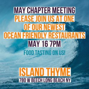 Join us for our May chapter meeting!
