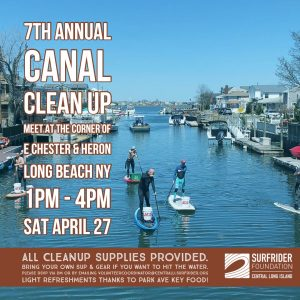 7th Annual Canal Cleanup!