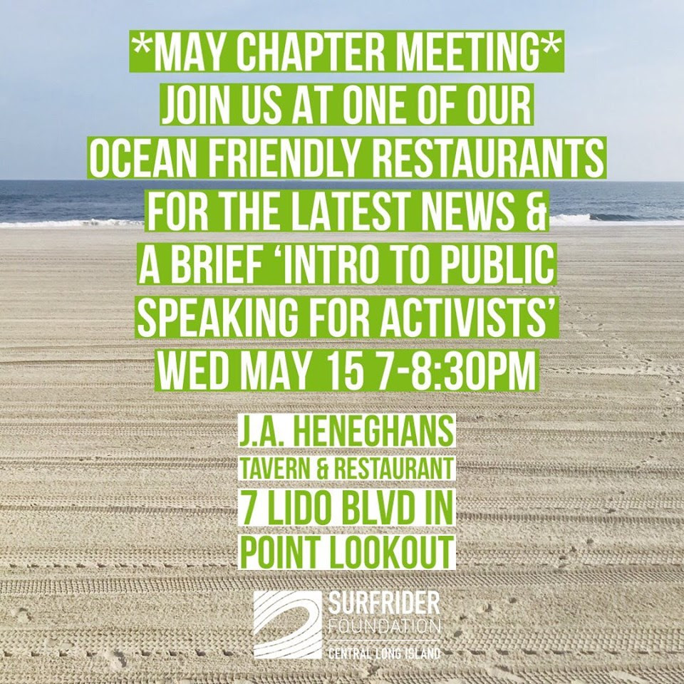 May Chapter Meeting